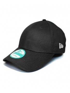 New Era 9Forty Adjustable Cap Black