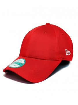 New Era 9Forty Adjustable Cap Red