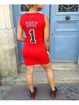 RXL Paris Creation - Chicago Bulls Dress