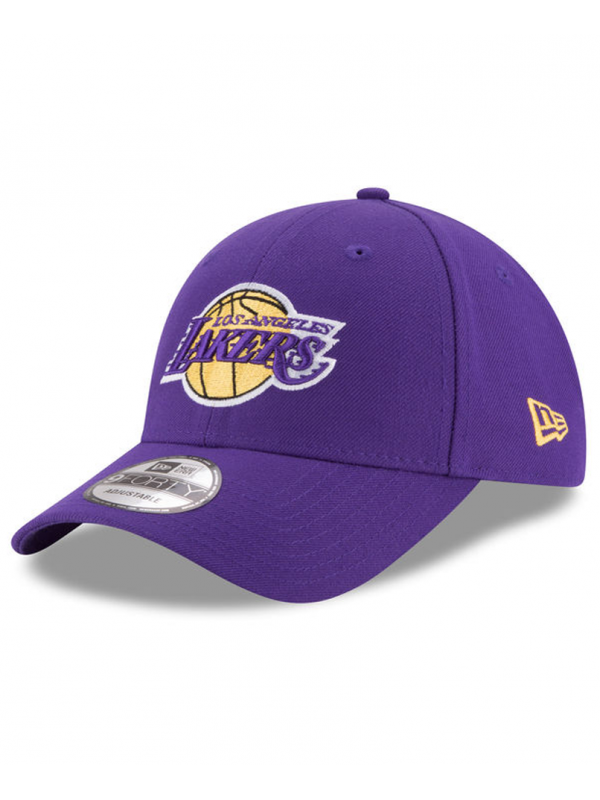 New Era 9Forty Los Angeles Lakers NBA Team Purple