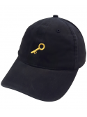RXL Paris - Major Key Dad Hat Noir
