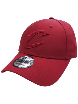 New Era 9Forty Cleveland Cavaliers NBA The League Burgundy