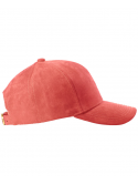 DS|LINE Trucker Strapback Pêche Suede / Or