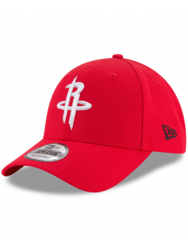 New Era Casquette 9Forty The League NBA Rockets Rouge
