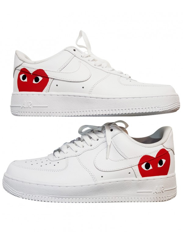 nike air force 1 comme