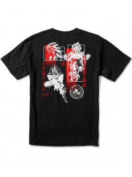 Primitive DBZ Collage SS Tee Black