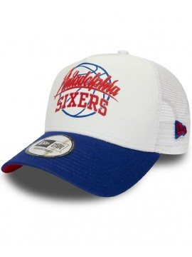 New Era NBA Neoprene Philadelphia 76ers Trucker