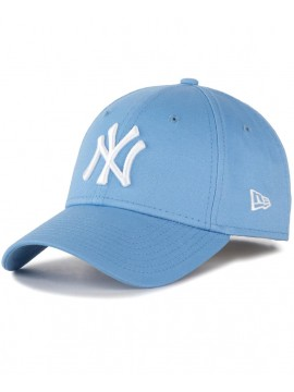 New Era 9Forty NY Yankees League Essential Women Blue