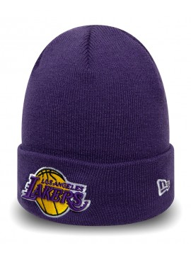 Bonnet New Era Los Angeles Lakers Team Violet