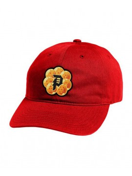 Primitive x Dragon Ball Z - Casquette Dirty P Wish Dad Hat Rouge