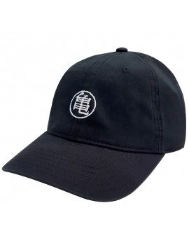 RXL Paris - Casquette Dad Hat Dragon Ball Z Kame Symbol Noir