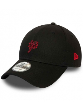 Casquette New Era 9Forty Palmier Sports 940 Noir