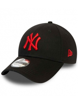 Casquette NY New Era 9Forty League Essential 940 Rouge Logo