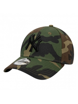 New Era 9Forty Kids NY Yankees League Essential Camo